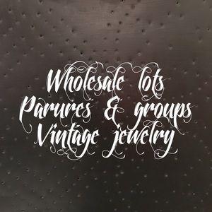 Jewelry - Lots